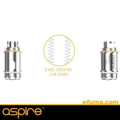 Aspire® Nautilus X™/PockeX™ Coils
