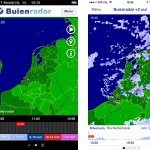 Buienradar older apps