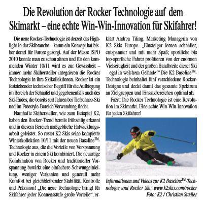 Materndienst Österreich von K2