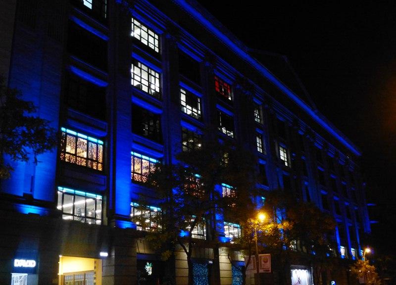 iluminacion de edificios e iluminacion de fachadas  Avanluce