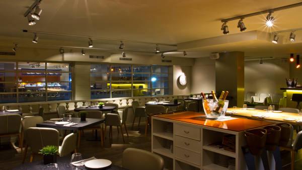 Cocina De Restaurante Bar
