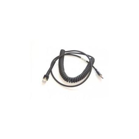 CAB-524, Cable, USB, datalogic