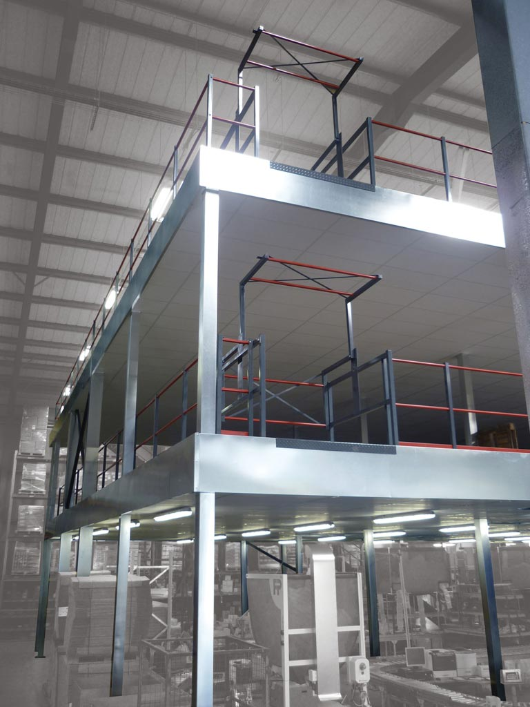 What Is A Mezzanine Floor  Definition  Guide  Avanta UK