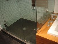 Concrete Polished Floor: Polished Concrete Shower Floor