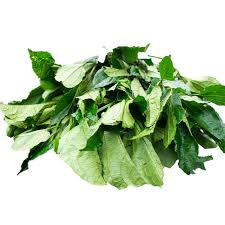 Ugwu (Pumpkin Leaves)