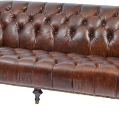 Vintage Leather Sofa Company Textured Linen Slipcover Libra Fitzgerald Brown Three
