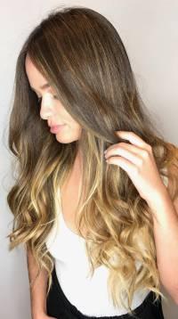 Balayage Hair Color - Full Balayage & Partial Balayage ...