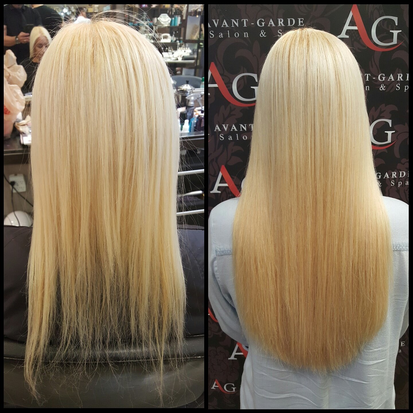 Hair Extensions Miami By Best Salon Great Lengths Salon