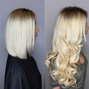 hair extensions miami - great lengths