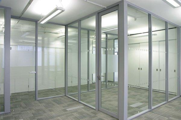 Herculite Frameless Glass Door Systems
