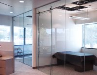 Rail Sliding Barn Glass Doors | Avanti Systems USA