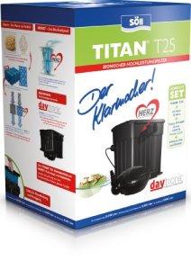 Söll 14448 Titan T25 Kit de filtration
