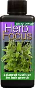 Engrais concentré liquide Herb Focus 100ml