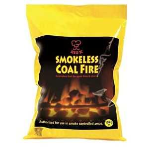 Big K sans fumée du charbon 10 kg d'incendie