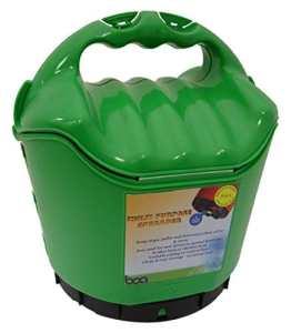 Boa 112Shaker multiusage à sel–Vert
