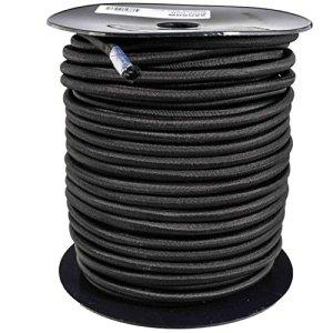 Provence Outillage Tendeur noir 8mm x 50 mètres sur bobine