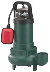 Metabo 604113000 SP 24-46 SG Pompe pour Eaux Usées Multicolore