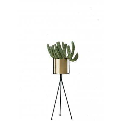 Support Plant Stand 50 Cm – Noir