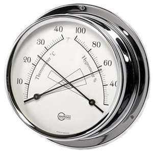Barigo Regatta comfortmeter Chrome