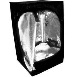 Chambre de culture Propagator 35 x 35 x 60 cm – Black Silver