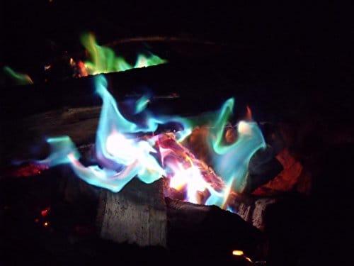 MYSTICAL Fire – Lot de 10sachets
