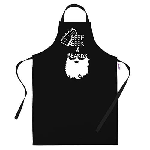 Nouveau Tablier De Cuisine Barbecue Drole Cadeau Pour Hommes