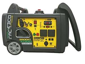 Champion 3100 Watt Inverter Pétrole Dual Fuel 73001i DF