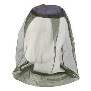 InisIE Midge moustiques Insectes Hat Bug Mesh Head Net Protector Visage Camping Voyage