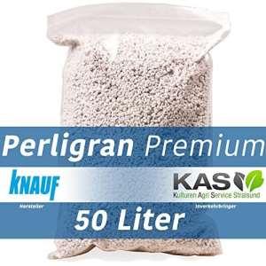 Knauf Perlite Perligran Activateur de substrat 50 Liter Premium