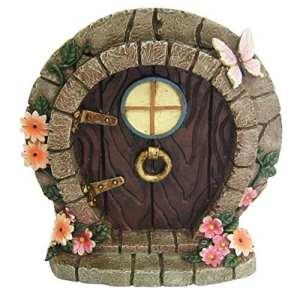 Pixie, Elfe, porte de fée «Hobbit–Arbre Jardin Home Decor Figurine cadeau fun–– Anthony Fisher