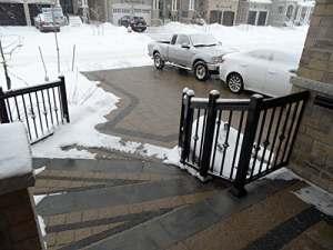 WarmlyYours Douillettement Vôtre 240V Snow Melt câble, 428'