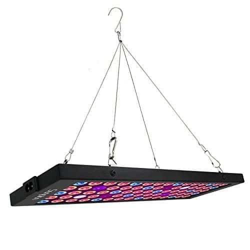 40w 75 Led Floraison Spectrum Lampe De Leds Full Ampoule Croissance RLq35A4j