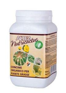 ALTEA NUTRICACTUS ENGRAIS BIOLOGIQUE EN GRANULÉS POUR PLANTES GRASSES AVEC GUANO EN PAQUET DE 300 G