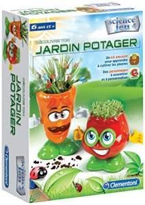 Clementoni – 52156-Jardin potager-Jeu scientifique