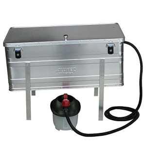 dampfwachssch melzer avec une capacité de 140l avec générateur vapeur pour le propre Circuit de cire