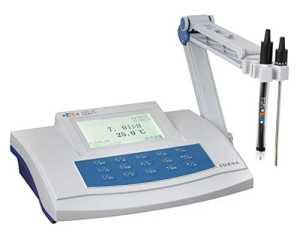Digital LCD PH/MV/température Mètre et électrodes PH testeur Phs-3e