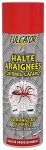 Fulgator – Super Barrage – Halte Araignées Cafards Fourmis 500ml