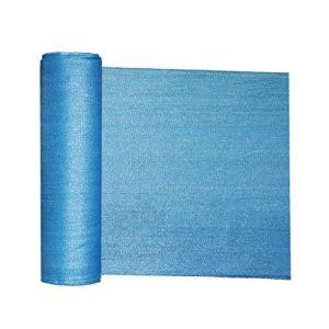 GHYW Filet d'ombrage, 3x50m 6-pin épingles de Protection Solaire épaissie côté Balcon (Taille : 8Mx50M)