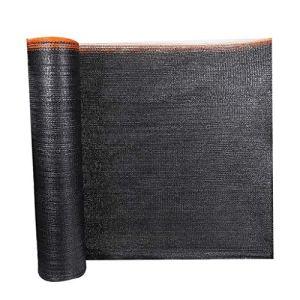 GHYW Pare-Soleil, 2x100m 6-pin Sunscreen épaissie côté Balcon sur Le Toit de la Perforation (Taille : 8Mx50M)