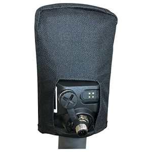Housse de protection Dirt pour boîte de commande Minelab Equinox 600 800 – Noir
