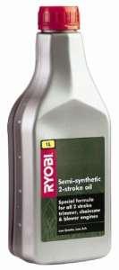 Ryobi Rga-002 Huile pour moteur 2 temps 1 l
