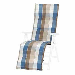 sun garden 10188747 Coussin pour Fauteuil Relax Polyester 174 x 49 x 6 cm