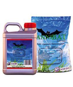 AnniBat chauve-souris Engrais liquide pour 20litres + 25kg organisch bio Guano