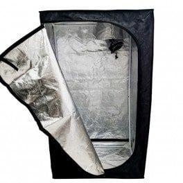 Chambre de Culture Mylar Eco – 150 x 150 x 200 cm – Black Silver