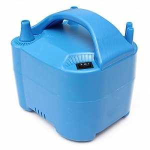 électrique 2Buse haute puissance Ballon Gonfleur Pompe Bleu