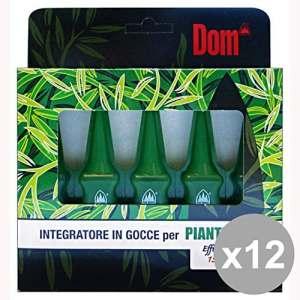 Ensemble de 12supplément Dom gouttes piscine jardinage plantes vertes 200ml