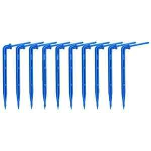 Everpert D «économie d'eau émetteur Bend Arrow Dripper incurvé arroseurs Micro d'irrigation 10 pièces