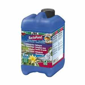JBL BactoPond 2,5l, Bactéries pour l'auto-épuration des bassins