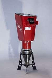LASCO kegelspalter m 1-4.7 roli pression, nouveau modèle : 170-200bar; baggerspalter spaltgerät spaltzange fendeur de bûches fendeuse à bois