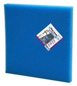VELDA 142235Filtre Mousse pour Filtre de Bassin Bleu